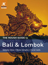 The Rough Guide to Bali & Lombok (eBook)